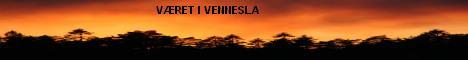 Været i Vennesla